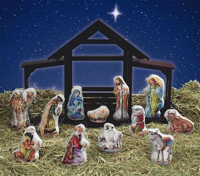 Janlynn 023-0520 Nativity