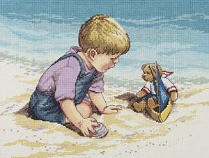 Janlynn 029-0057 Seashore Fun