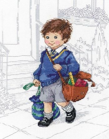 Janlynn 10-0400 School boy