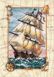 Dimensions 06847 Voyage at sea