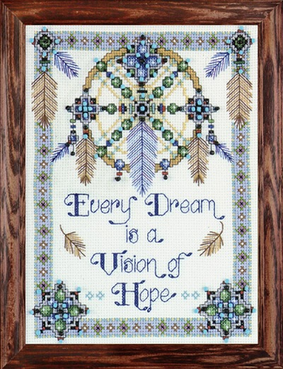 Design Works 2354 Vision of Hope