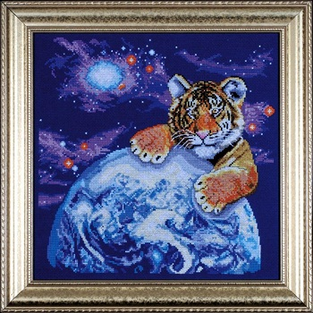 Design Works 2429 Bengal tiger cub
