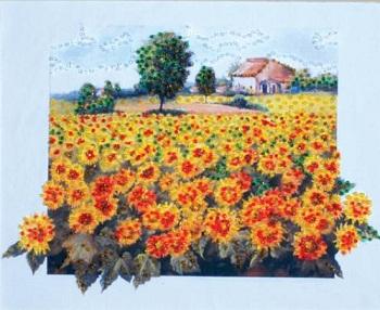 Design Works 2453 Sunflower