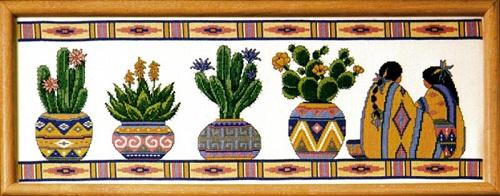 Design Works 9265 Cactus Row