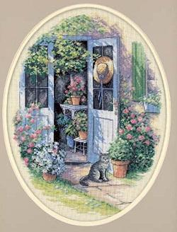 Dimensions 35124 Garden Door