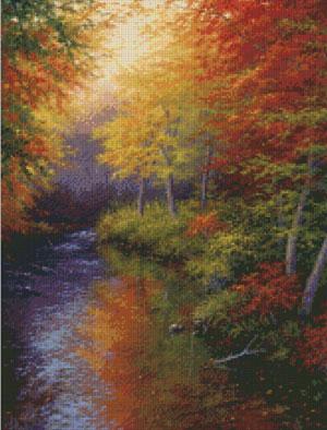 Candamar 30952 Reflections of Autumn