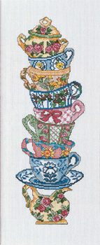 Candamar 50804 Teacup Stack