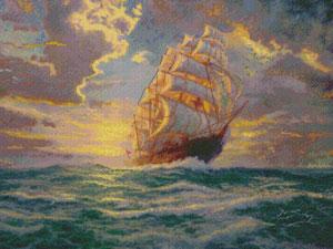 Candamar 51646 Courageous Voyage