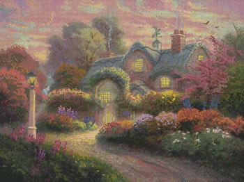Candamar 51648 Rosebud Cottage