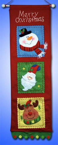 Design Works 5182 Merry XMas