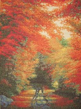 Candamar 52400 Autumn in New England