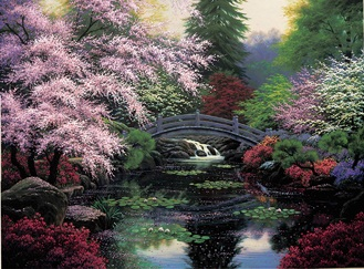 Candamar 52401 Bridge of Tranquility