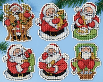 Design Works 5911 Jolly Santa