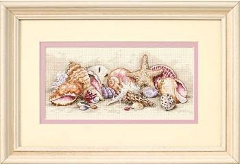 Dimensions 65035 Seashell Treasures