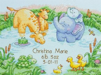 Dimensions 73697 Little Pond Birth Record