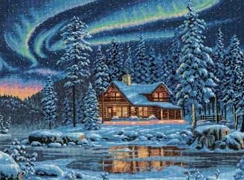 Dimensions 35212 Aurora cabin