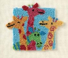 Dimensions 73403 Giraffes