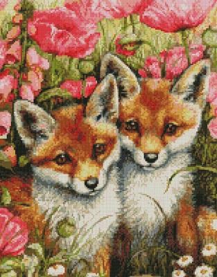 Kustom Krafts 9002 Little Foxes
