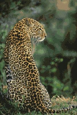 Kustom Krafts 9886 Leopard in Waiting