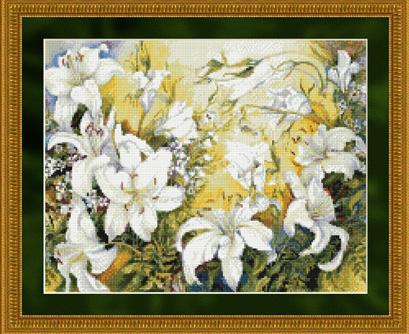 Kustom Krafts 9961 Lilies