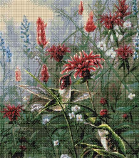 Kustom Krafts 9984 Monardia- Hummingbirds