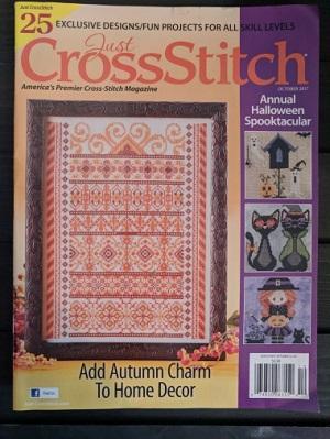 Just Cross-Stitch - September/October 2017