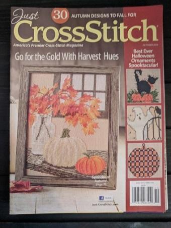 2016 Just CrossStitch September/October