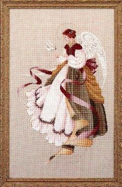 Lavender & Lace LL15 Angel of Grace