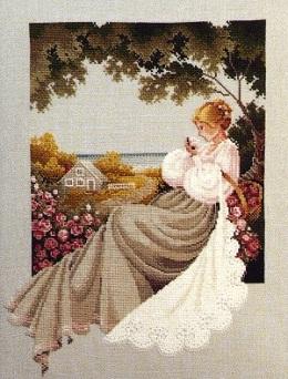 Lavender & Lace LL20 Nantucket Rose