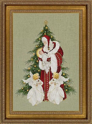 Lavender & Lace LL46 Song of Christmas