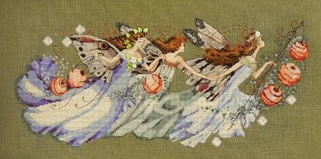 Mirabilia MD103 Shakespeare's Fairies