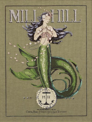 Mirabilia MD117 Merchant Mermaid