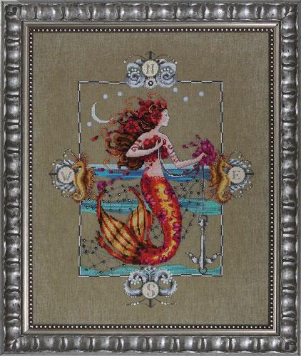 Mirabilia MD126 Gypsy Mermaid