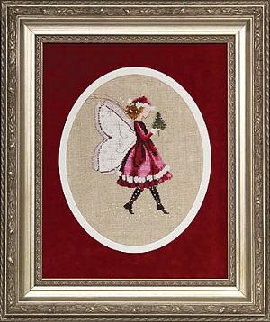 Nora Corbett Christmas Elf Fairy