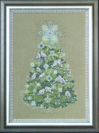 Nora Corbett Christmas Tree 2007