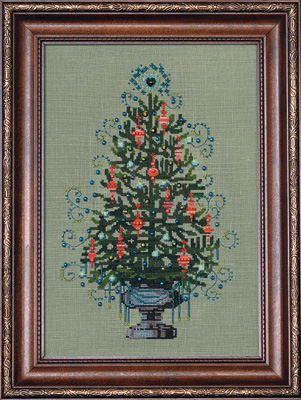 Nora Corbett Christmas Tree 2008