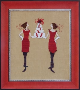 Nora Corbet Red Gifts - Red Ladies Collection NC172