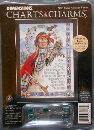 Dimensions 72377 Native american Wisdom