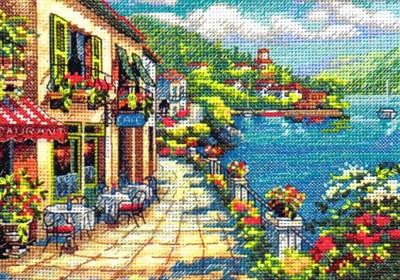 Dimensions 65093 Overlook Café