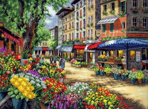 Dimensions 35256 Paris market