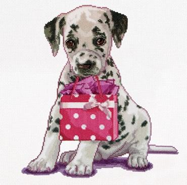 Thea Gouverneur GOK737A Puppy went shopping