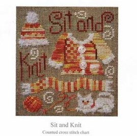 Sit and knit, BarBara Anna designs