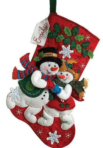 Bucilla 86257 Snowflake Snuggle