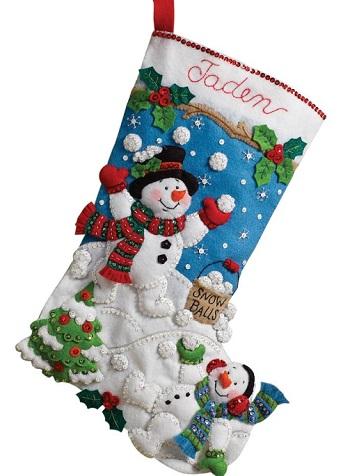 Bucilla 86301 Snowman games