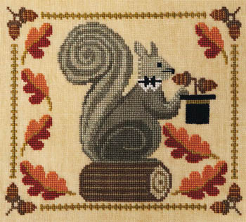 Squirrely Acorn Banquet