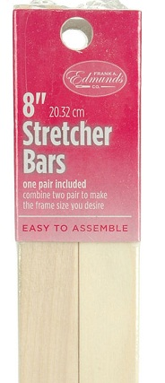 8 x 8 Stretcher bars
