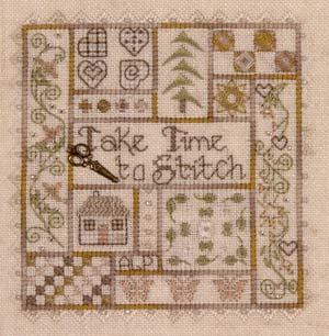 Take time to stitch