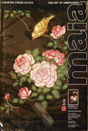 MAIA 01114 Canary & Rose