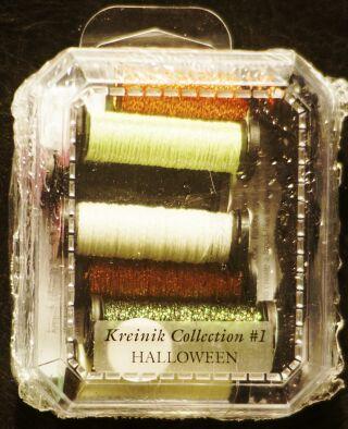 Kreinik collection 1 Halloween