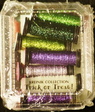 Kreinik collection Trick or Treat